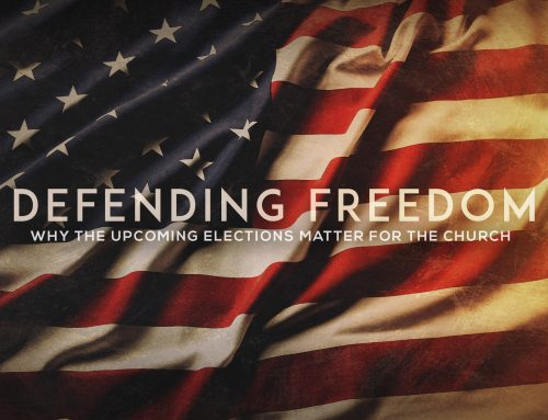 FPIW Announces Defending Freedom Event Series