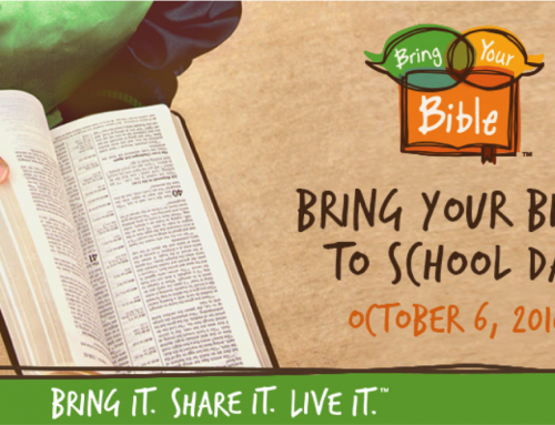What Will Happen on 'Bring Your Bible to School Day'?