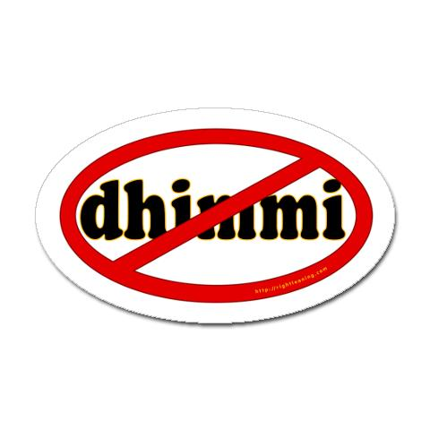 Dhimmitude in America?