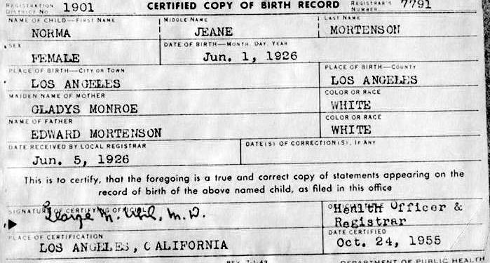 birth gender wa certificates certificate washington third monroe marilyn option state rule proposed allow would fpiw health department dead identity