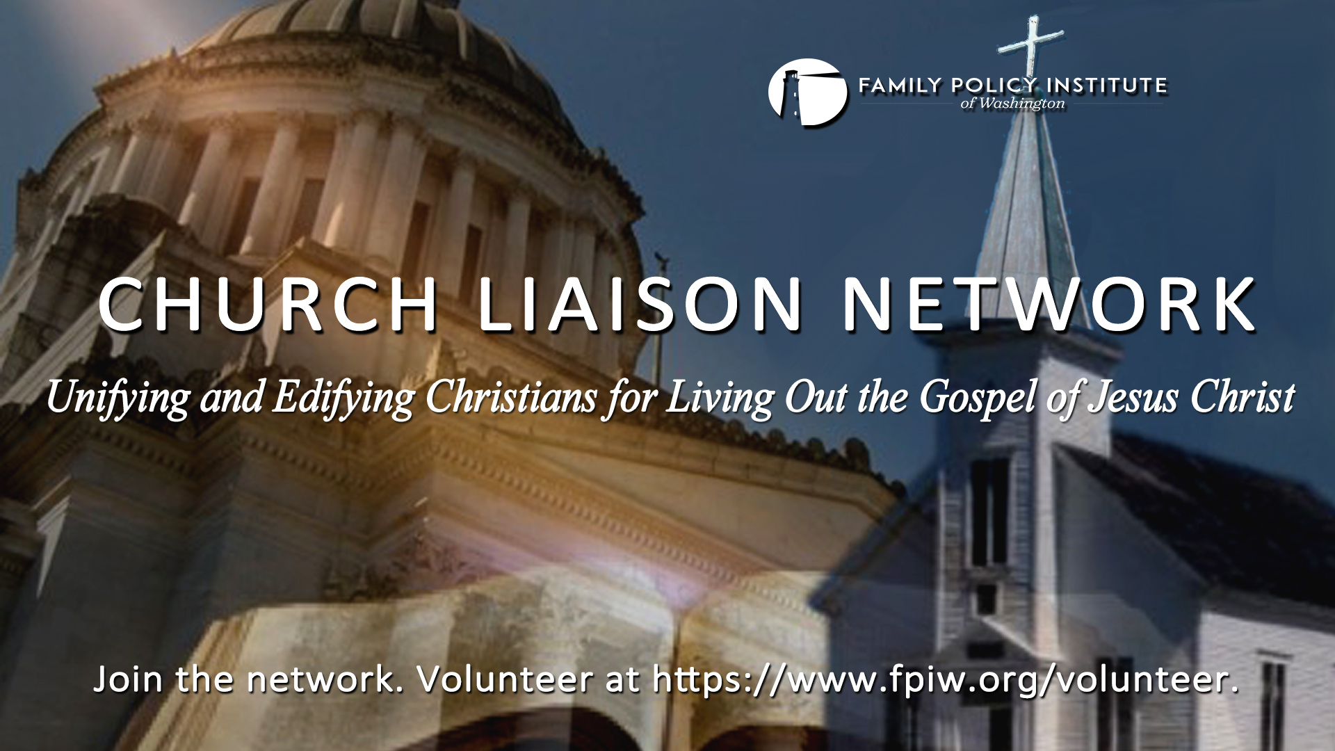 Volunteer as a Church Liaison