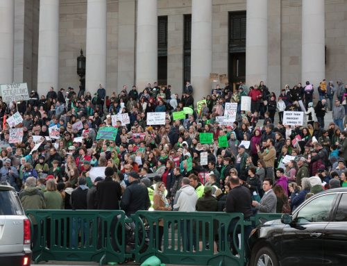 SeXXX Education Rally Defies Fear and Brings Thousands Together to Protect Children